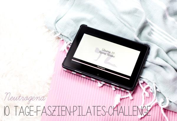 Pilates Faszien Training