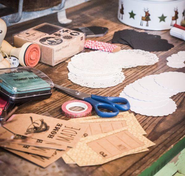 DIY Geschenkverpackungen für die selbstgemachten Plätzchen