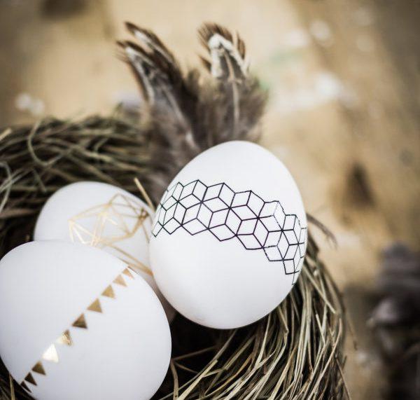 Schöne Ostereier selber machen