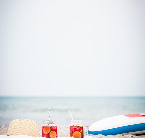 Chillen am Strand