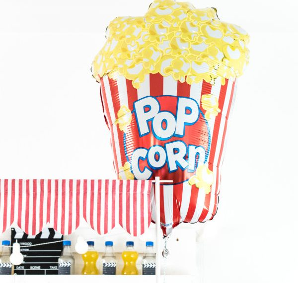 DIY Popcornstand