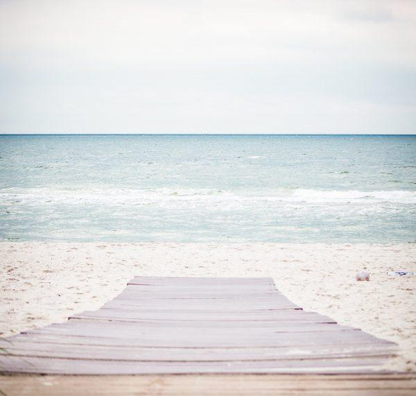 Strandtag auf Fehmarn