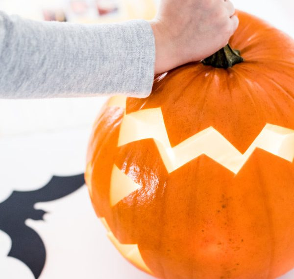 Halloween Dekoideen zum Selbermachen