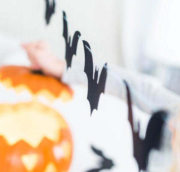 DIY Halloween-Dekoration