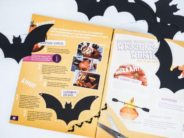 DIY Ideen aus dem Yummi Magazin für Halloween