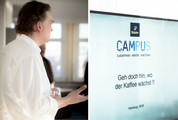 Kaffee academy in Hamburg - Wissen über Kaffee | titatoni - Renate Bretzke