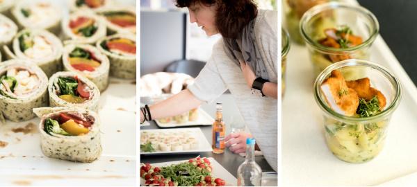 Mittagessen bei tchibo | titatoni - Renate Bretzke