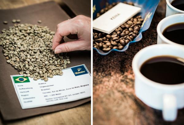 Wissen über Kaffee | titatoni