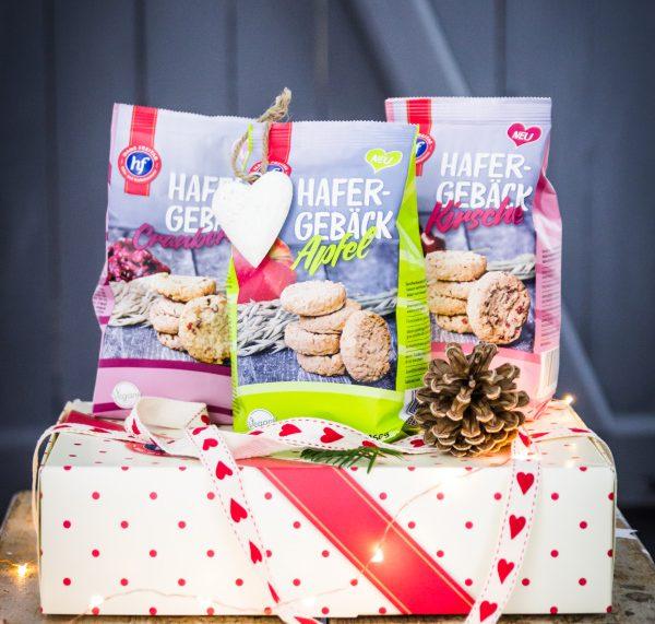 Gewinnspiel: Gewinne ein veganes Kekspaket von Hans Freitag