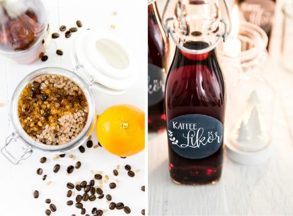 Rezept zum Selbermachen: DIY Kaffeelikör
