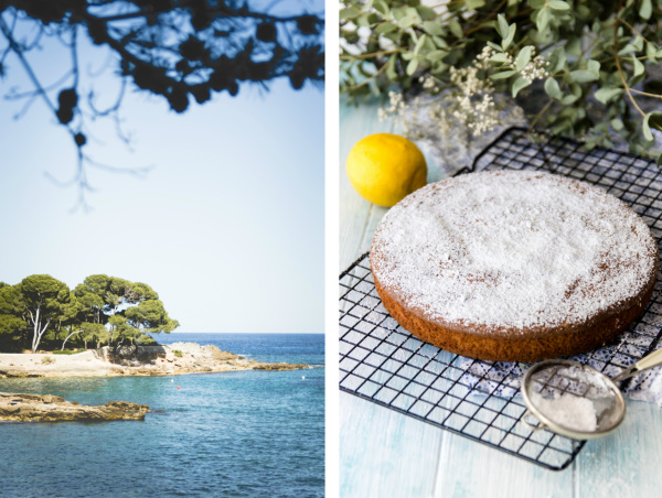 Mein Souvenir von Mallorca: Rezept für einen traditionellen mallorquinischen Mandelkuchen by titatoni.de