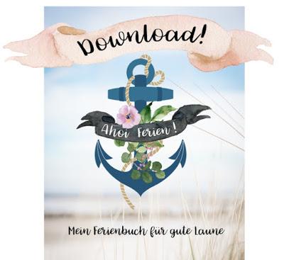 Kostenloses Ferienbuch für Kinder zum Ausdrucken. titatoni.de
