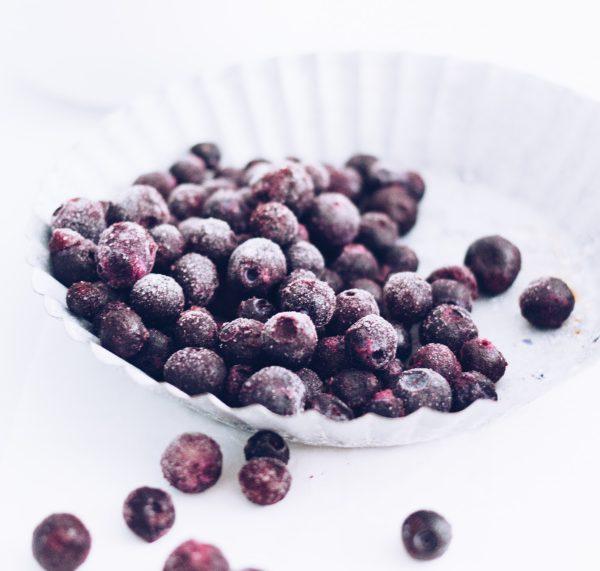 Wilde Blaubeeren aus Kanada: Rezept für einen Kuchen zum Frühstück. titatoni.de