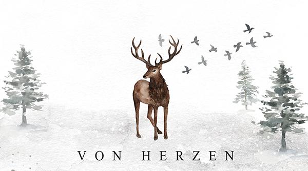 Gratis Download: DIY Geschenkverpackung von Herzen. titatoni
