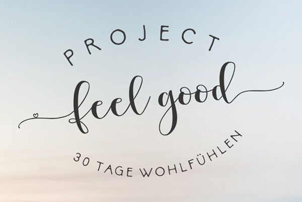 Projekt Feel Good von Happy Serendipity #projektfeelgoodmitlou