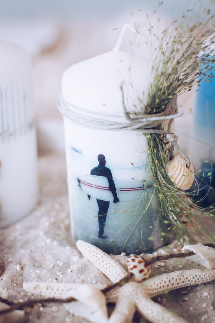 Foto-Kerze selbermachen - tolles DIY Geschenk. titatoni.de