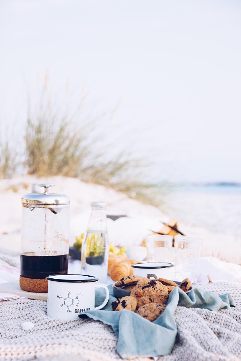 Kaffee Am Strand Tipps Für Die French Press Und Ein Rezept