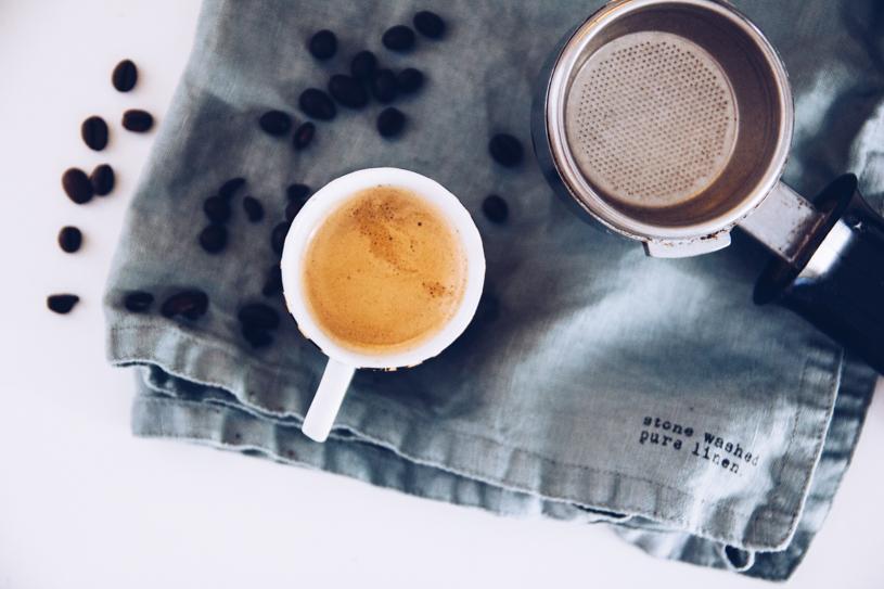 Köstlicher Espresso zum Wchwerden. titatoni.de