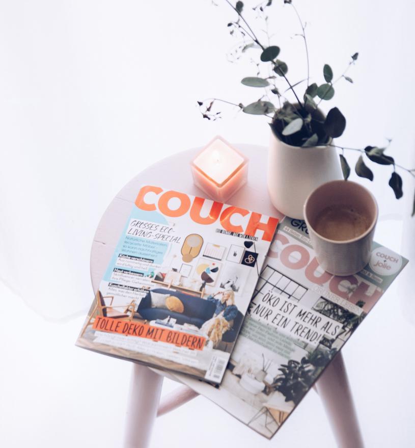 Gewinnspiel: Gewinne eines von zehn Couch Jahresabos!