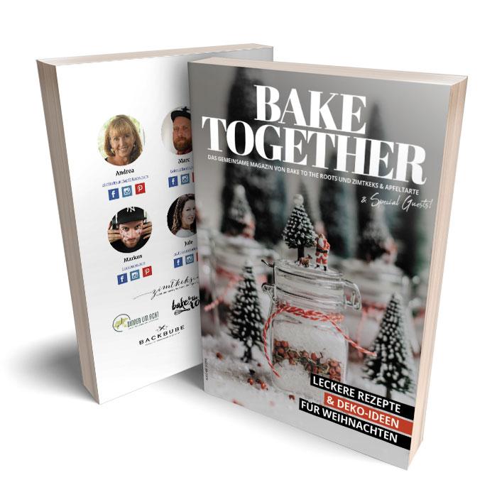 Bake Together - das Ebook zu Weihnachten zum Herunterladen und Ausdrucken mit Rezepten und Bastelideen. titatoni.de