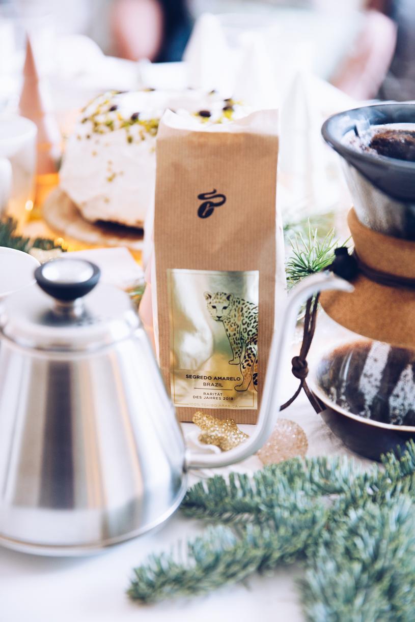 Köstlichen Filterkaffee zubereiten. Adventskaffee mit titatoni.de