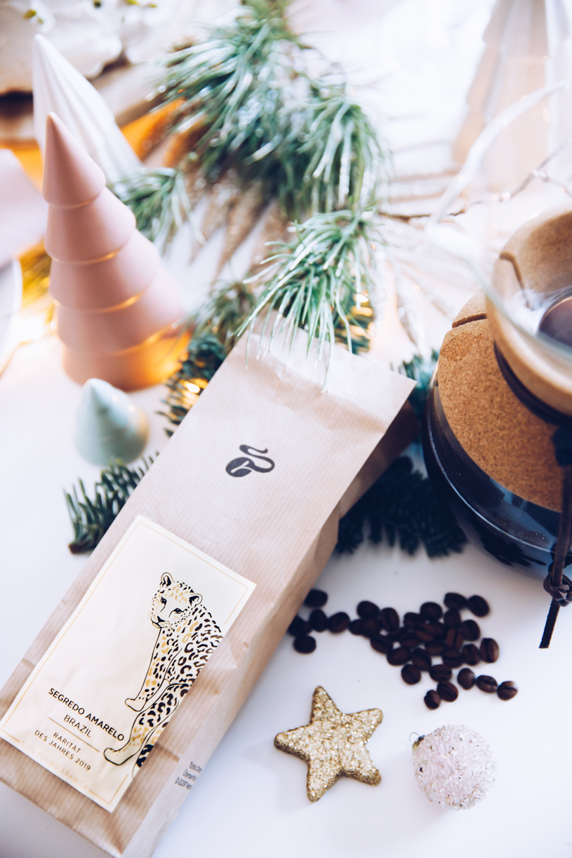 Kaffetafel im Advent: Die Tchibo Rarität des Jahres. titatoni.de