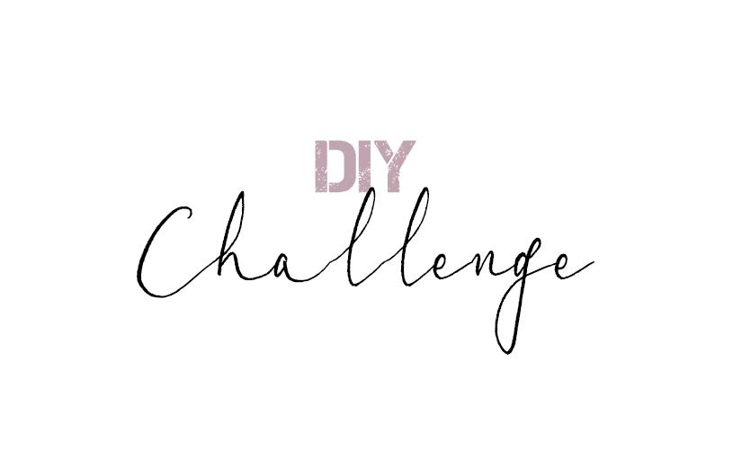 DIY Challenge #5Blogs1000Ideen - alle Infos zum Mitmachen!