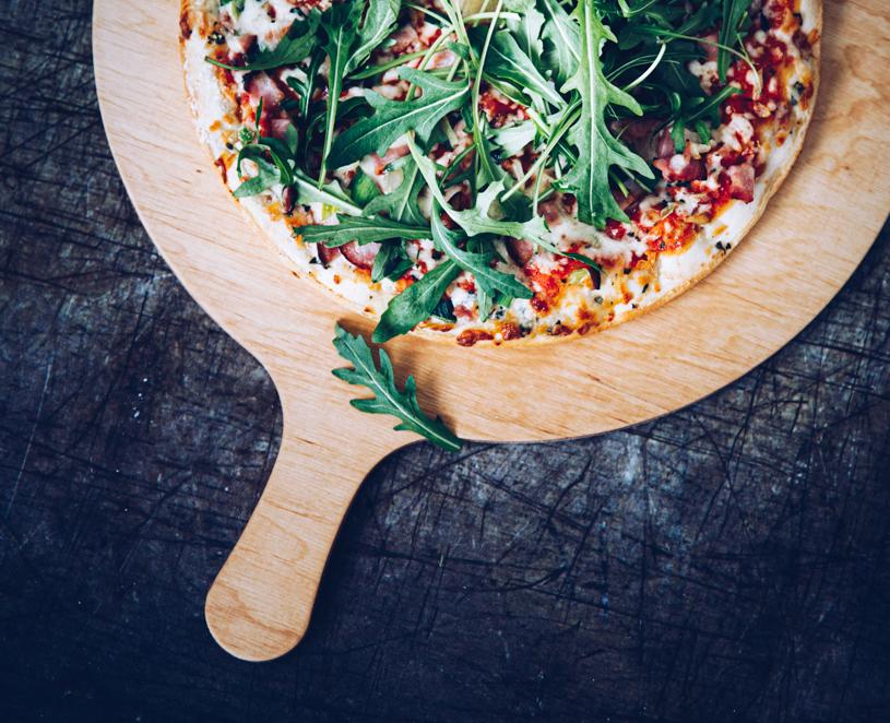 DIY Geschenk Idee: Pizzabrett mit dem Brandmalkolben gestalten. titatoni