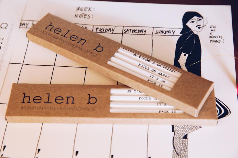 Produkte von Helen b im Quartier172 - der Laden für junges Design in der Holtenauer Straße Kiel
