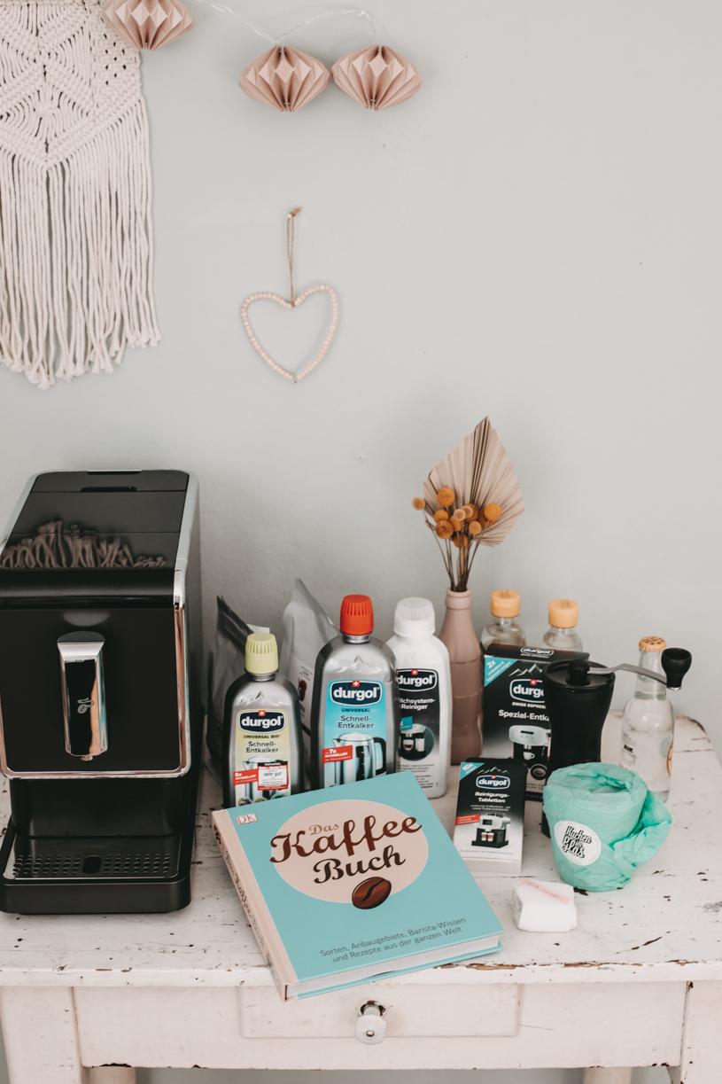 Tag des Kaffees: Erfahre Tipps, um guten Kaffee zuzubereiten. Mit der durgolcoffeeweek teile ich alles Wissenswerte zum Thema Kaffee und Maschinenpflege. Titatoni.de
