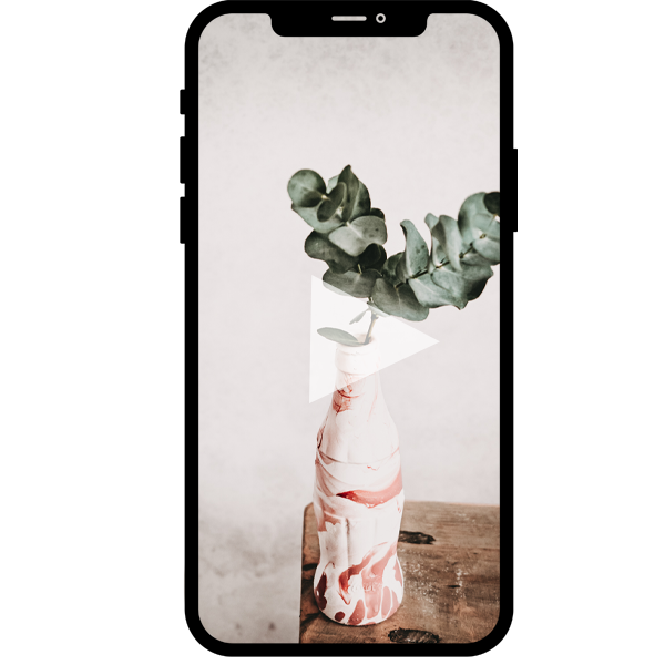 Klick zum Instagram Reel für die Anleitung zur DIY Marmor-Vase. titatoni