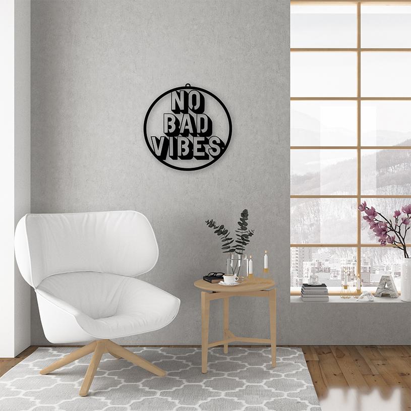 No bad vibes - titatoni Shop für feine handgemachte Produkte und digitale Downloads.
